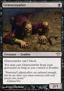 Spoiler Dark Ascension Gravecrawler