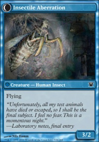 MTG Card: Insectile Aberration